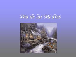 Dia de las Madres - PresentacionesWeb