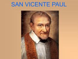 San vicente paul - Pagina Web de la Parroquia de San