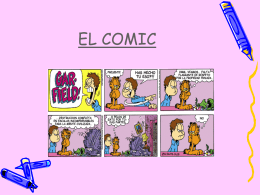 EL COMIC - Universidad de Castilla