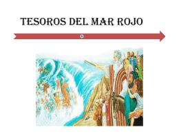 TESOROS DEL MAR ROJO