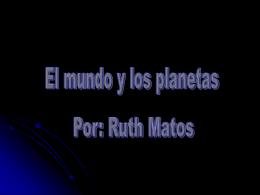 El planeta pluton