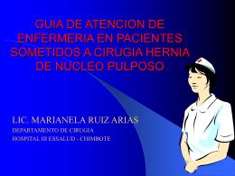 guia de atencion de enfermeria en pacientes sometidos a