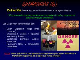 PRIMEROS AUXILIOS - .: UABC