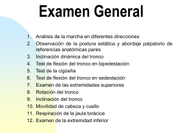 Examen General - Universidad de Castilla