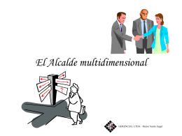 El Alcalde multidimensional