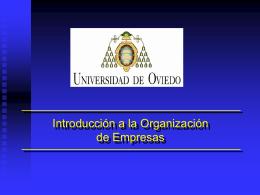 Empresa - Grupo de Ingenieria de Organizacion