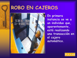 ROBO EN CAJEROS - AWS | Amazon Simple Storage …