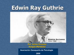 biografia_edwin_ray_guthrie
