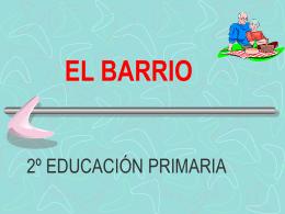 EL BARRIO - Universidad de Castilla