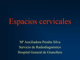 Espacios cervicales