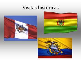 Vistas historicas