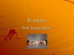 El salario - Portada Principal Uruguay Educa