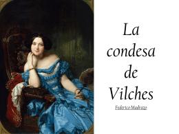 La condesa de Vilches Federico Madrazo