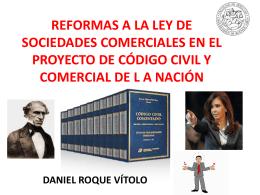 REFORMAS A LA LEY DE SOCIEDADES COMERCIALES EN …