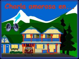 AG2- Charla amorosa en Alpine Motel