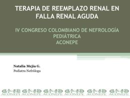 TERAPIA DE REEMPLAZO RENAL EN UCIP