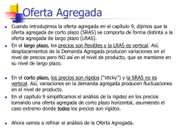 Oferta Agregada - UCEMA | Universidad del CEMA