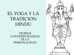 EL YOGA Y LA TRADICION HINDU