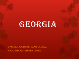 GEORGIA - marcelalvarez