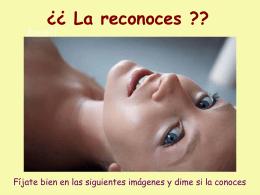 AG2- La Reconoces