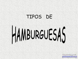 Hamburguesas - PowerPoints .org