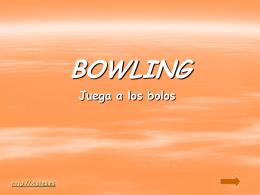 AG2- BOWLING