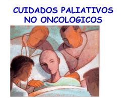 CUIDADOS PALIATIVOS EN NO ONCOLOGICO