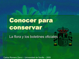 Conocer_para_conservar