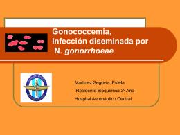 Gonococcemia