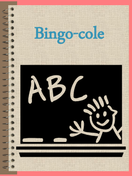 Bingo - cole