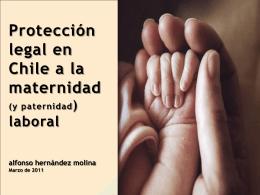 MATERNIDAD LABORAL EN CHILE. NORMATIVA