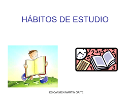 Diapositiva 1 - IES Carmen M. Gaite