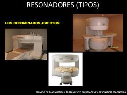 RESONADORES (TIPOS)
