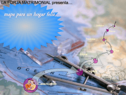 LA FORJA MATRIMONIAL 2003