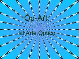 Op-Art.