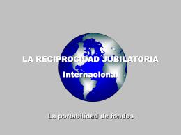 CONVENIOS INTERNACIONALES DE SEGURIDAD SOCIAL