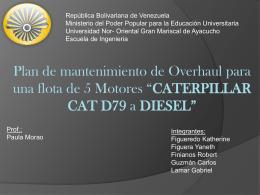 Diapositiva 1 - proyectodemantenimiento