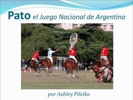 Deportes Favoritos y Tradionales de Argentina