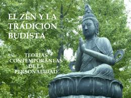 EL ZEN Y LA TRADICION BUDISTA