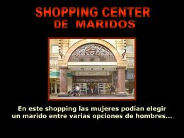 Shopping de Maridos