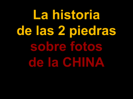 CHINA INCONMENSURABLE - Espacio de Avidad | Just …