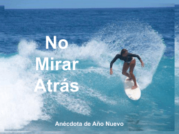 A Surfing Story - Reflexiones Power Point