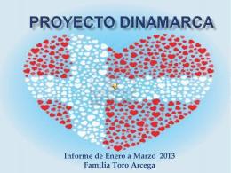 Proyecto dinamarca familia toro arcega