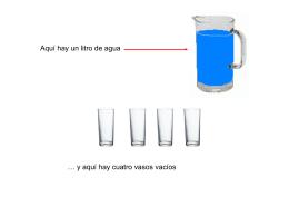 el litro de agua - Universidad de Antofagasta