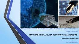 II Simposio Internacional de Derecho