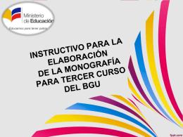 Diapositiva 1 - .: Liceo Naval Quito