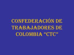 POR QUE EMIGRAN LOS COLOMBIANOS