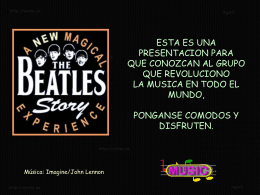 AG2- The Beatles