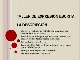 LOS TIPOS DE TEXTOS (LAS FORMAS DEL DISCURSO)