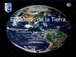 El pasado de la Tierra - BLOGS DE ASIGNATURAS TRUMBULL